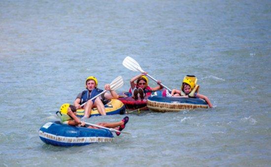 Saklıkent rafting