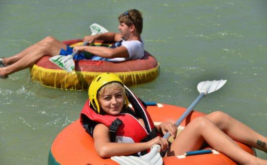 Saklıkent Rafting Adventure Enjoy.
