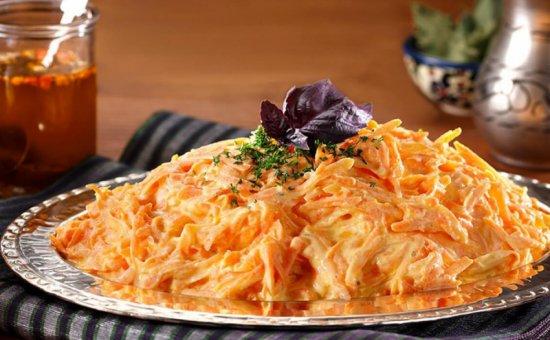 Carrots garlic