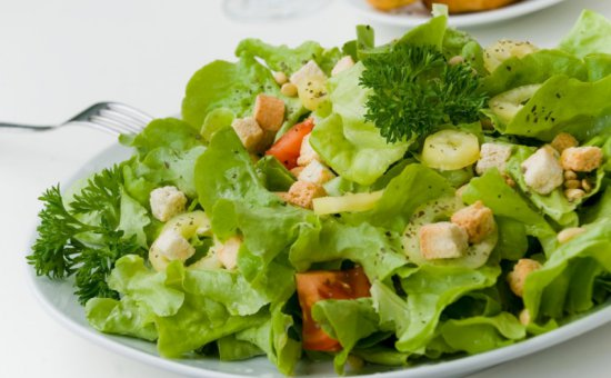 Yesil salad